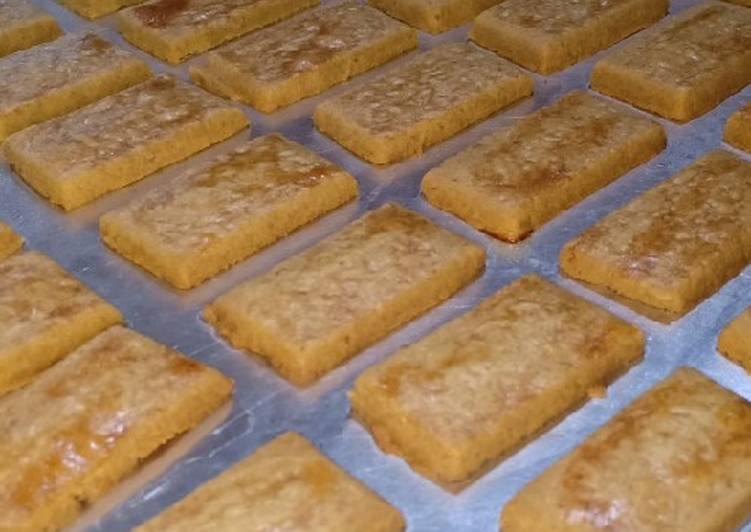 Resep Kue Kering Kayumanis Renyah Oleh Anita Kenzo Cookpad