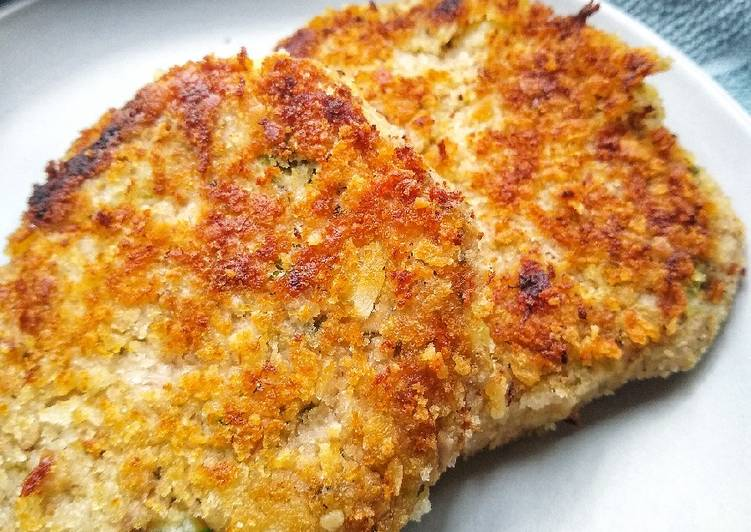 Tuna Fish Cake Patties