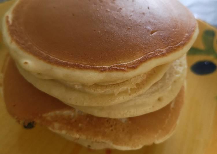 Le moyen le plus simple de Cuire Délicieuse Pancakes 🥞