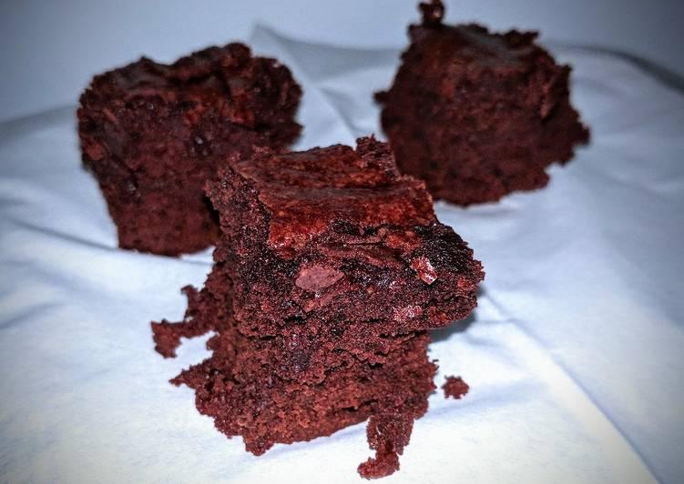Brownies à la Ghada (7x11)