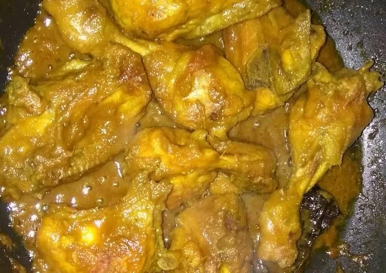 Resep Ayam bakar bumbu ungkep oleh Euis Amin - Cookpad