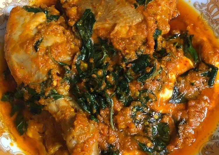 Resep Ayam Rica-rica Kemangi 🌶 yang Sedap