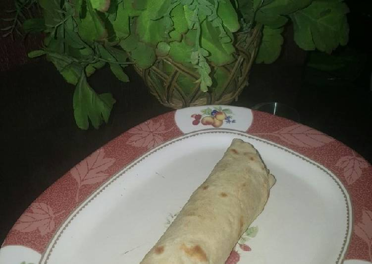 Recipe of Quick Chicken shawarma