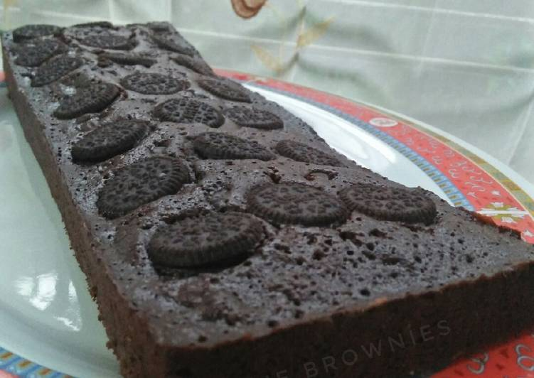 Resep Kue Brownies Panggang Oleh Ratuathor Cookpad