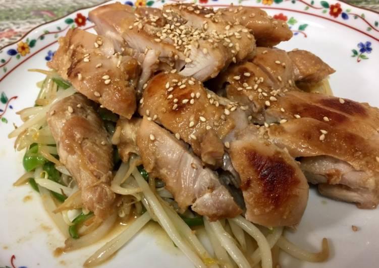 Japanese Miso Chicken