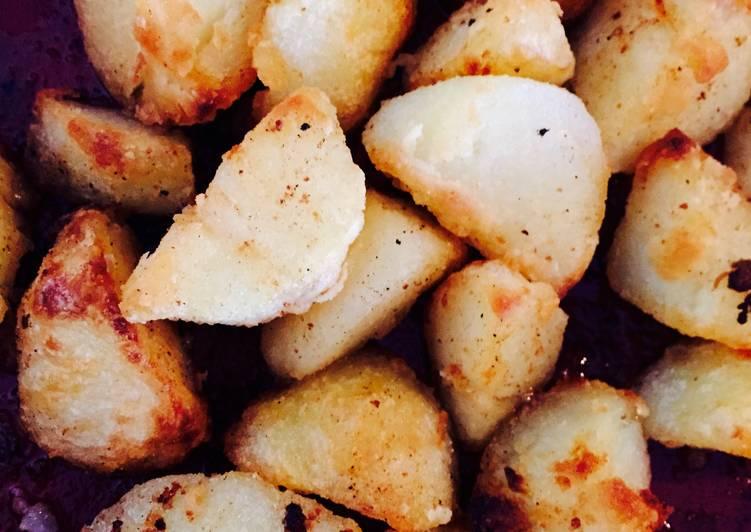 Steps to Make Ultimate Roasted Potatoes