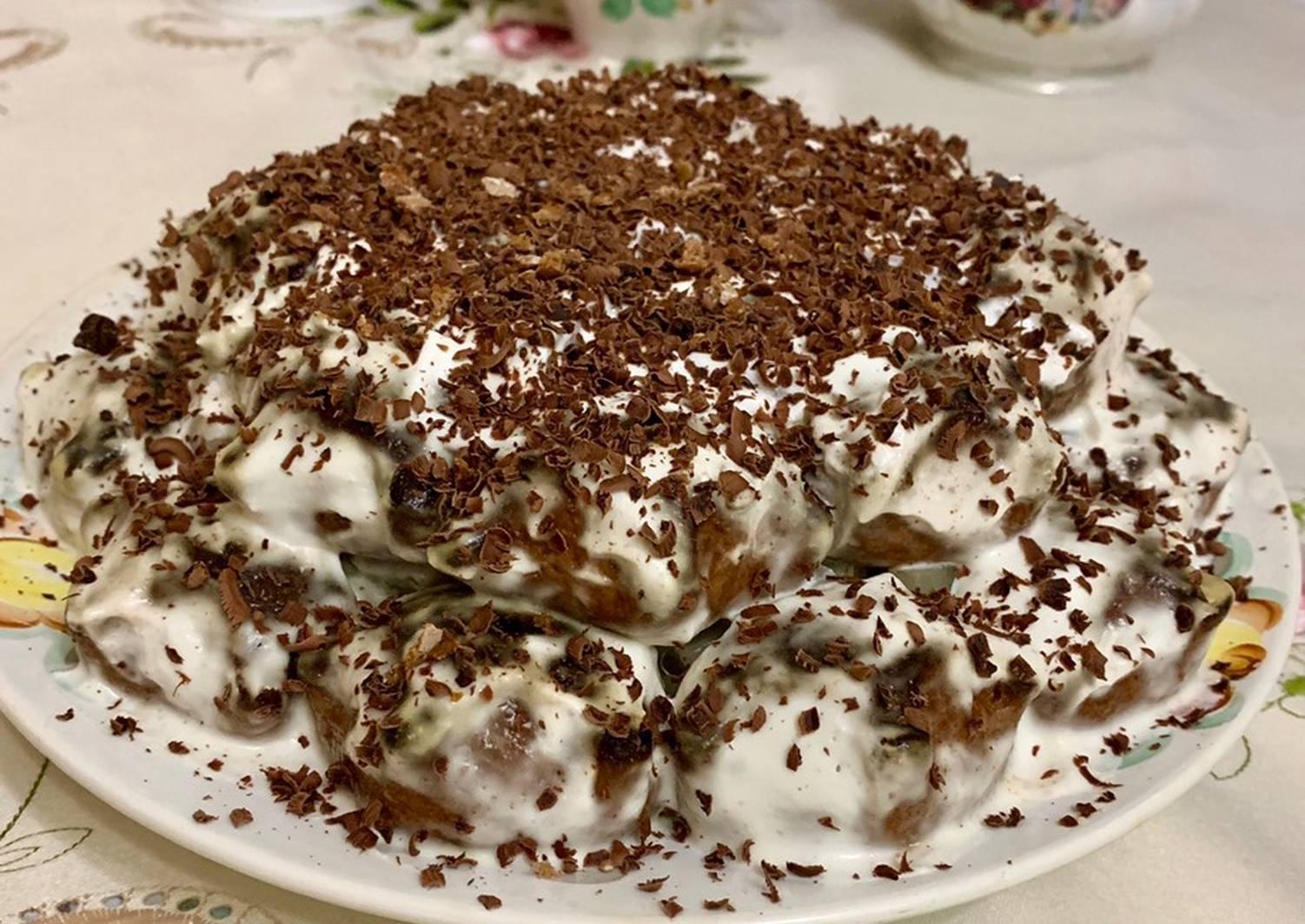 торт из пряников рецепт с фото представлен большой ассортимент