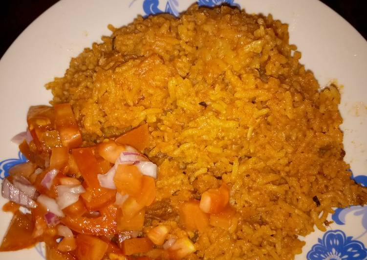What are some Dinner Ideas Award Winning Pilau