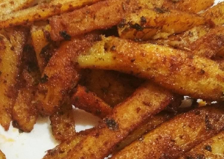 How to Prepare Most Popular Ghee roasted Chilli potato