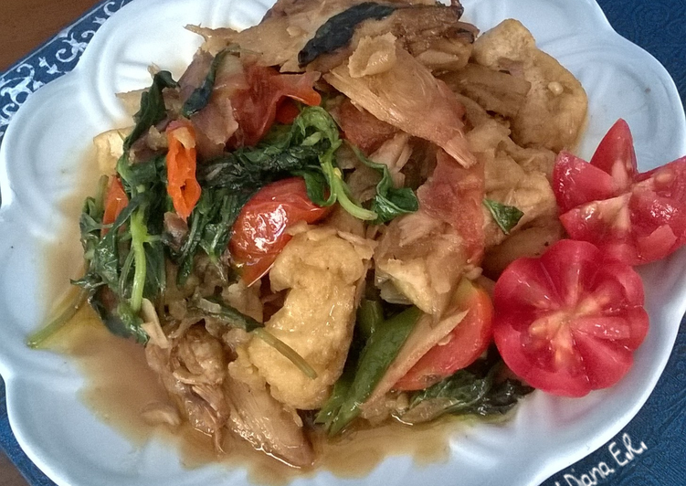 Resep Tumis Pindang Tongkol Mix Tahu Kemangi Anti Gagal Resep Masakanku