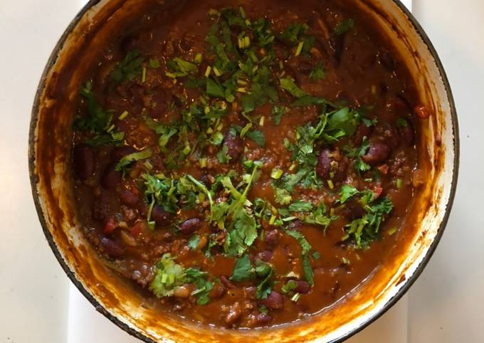 Chili con Carne (1960's Edition)