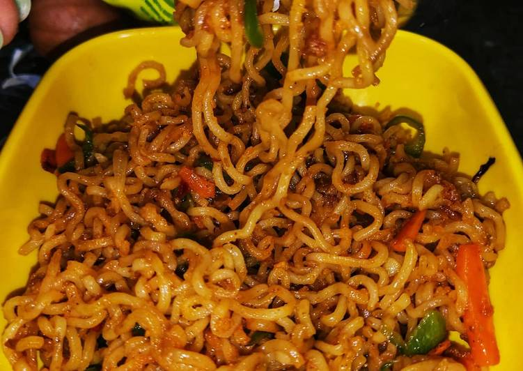 Learn How to Boost Your Mood with Food Chilli chinese Maggi