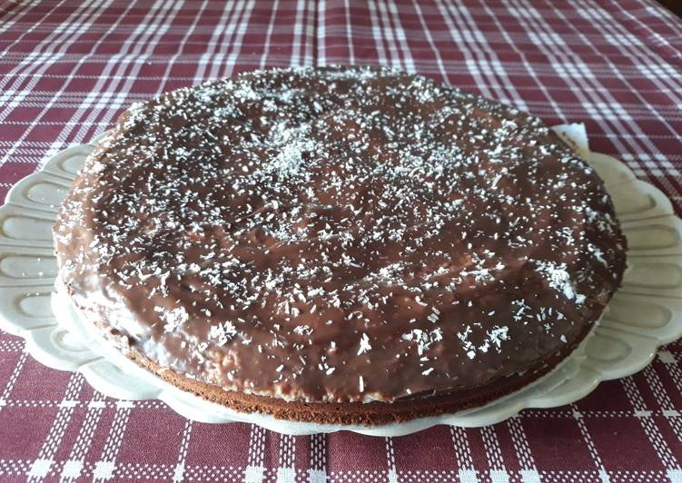 Ricetta Torta cremosa ChocoCocco