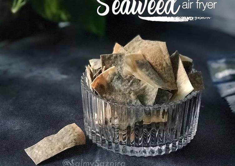 Popia Seaweed Air Fryer tanpa minyak! - resepipouler.com