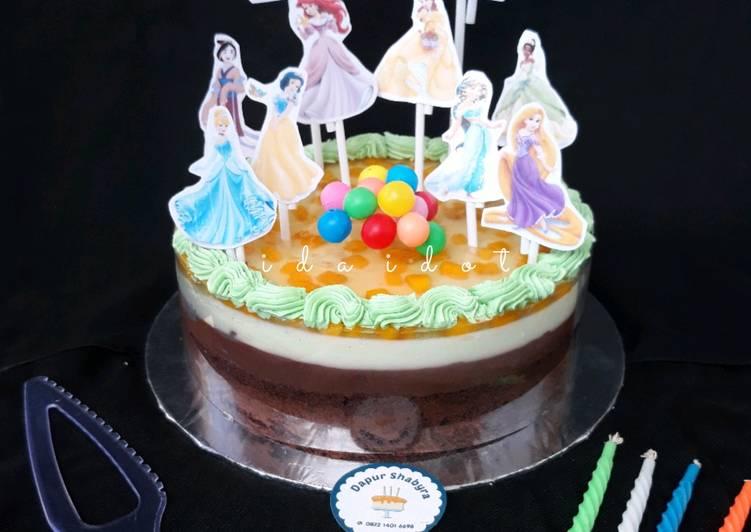 PUDING CAKE edisi ULANG TAHUN