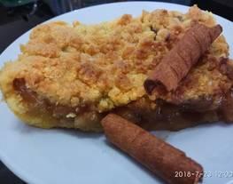 Apple Crumble Pie/ Apple Pie
