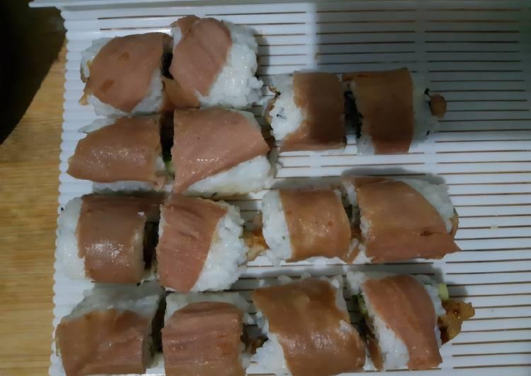 Sushi ala rumahan