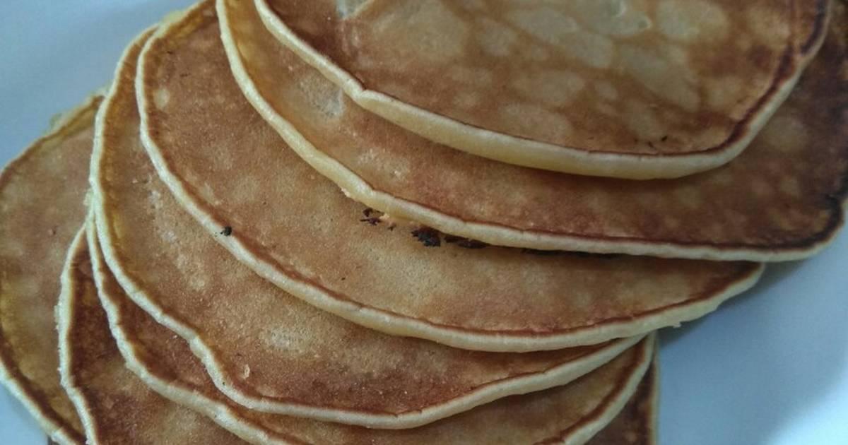 pancake pisang cookpad fun pancake birthday party cake gruncixaps Resepi Pancake Coklat Tanpa Telur Enak dan Mudah