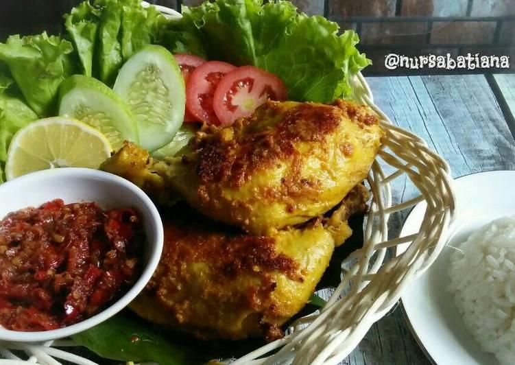 Ayam Singgang (Padang-Sumbar)