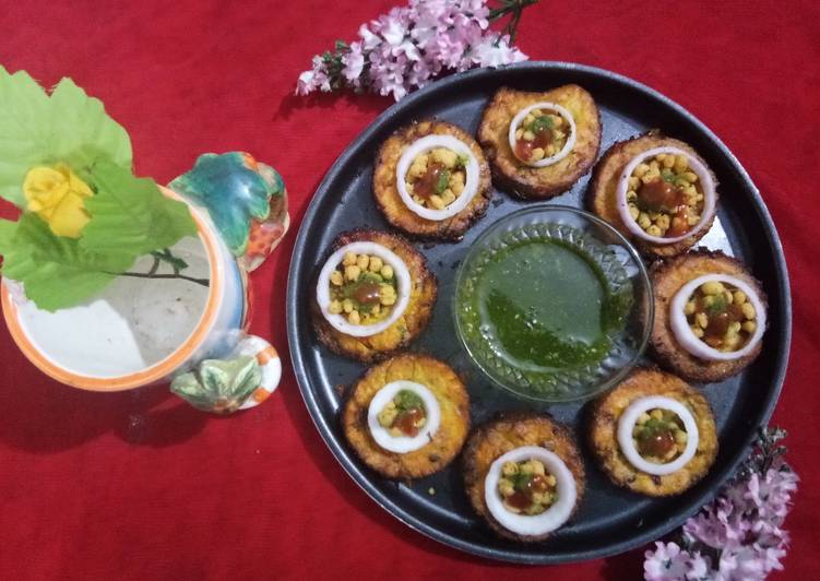 Recipe: Perfect Healthy besan suji snacks