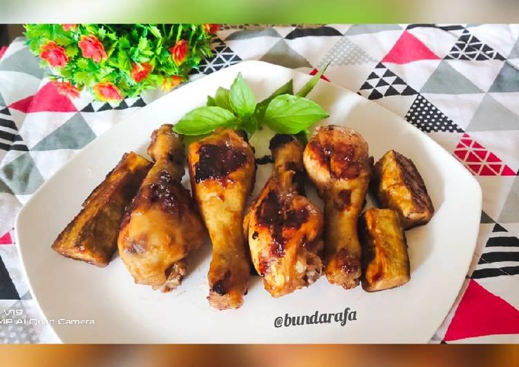 Ayam Bakar Teflon No Ribet