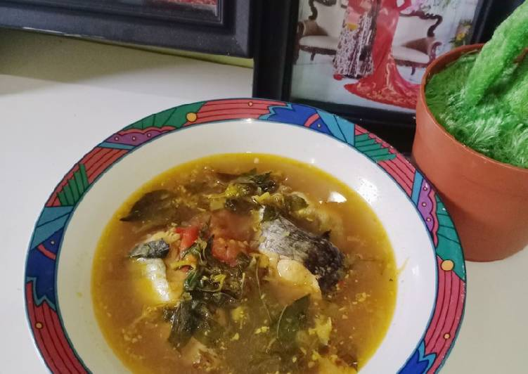 Sup ikan Patin ma luv