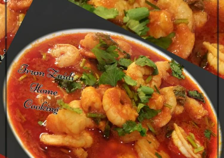 Step-by-Step Guide to Make Ultimate 🍲🍤Prawn Curry🍤🍲