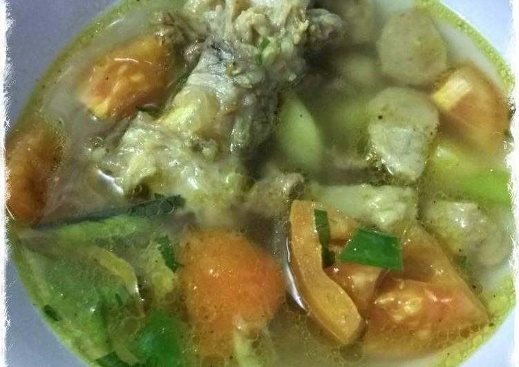 Resep Sop Kambing Madura oleh Masak_ala_bian - Cookpad