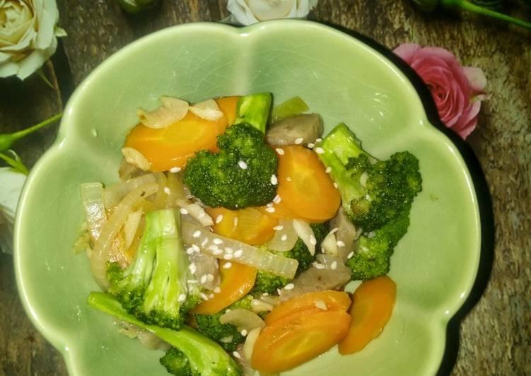 Cah Brokoli Mentega