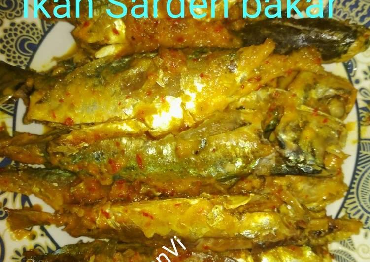 Ikan bakar Sarden