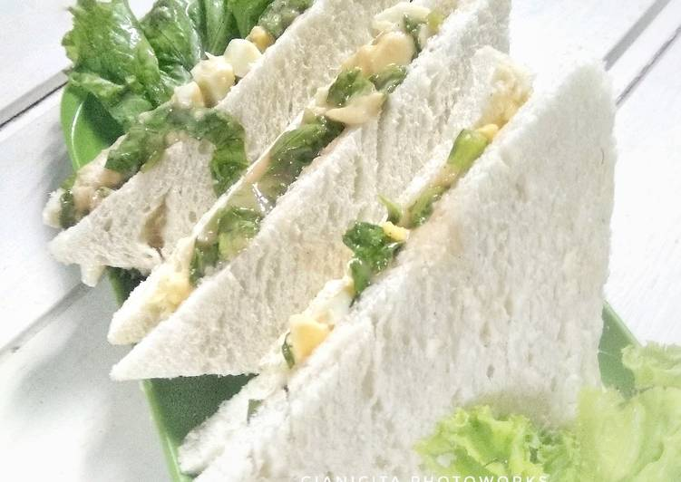 Resep Sandwich Isi Aneka Salad Favorit