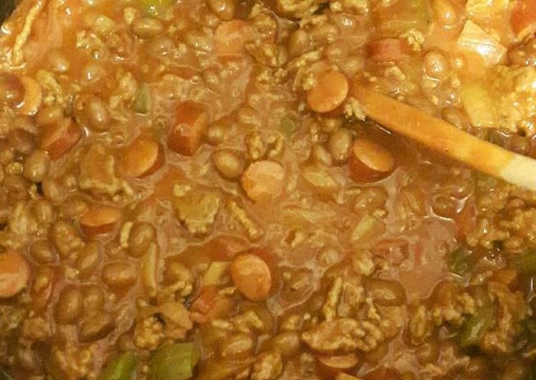 Meaty chilli
