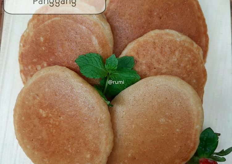 Apem Gula Merah Panggang - ganmen-kokoku.com