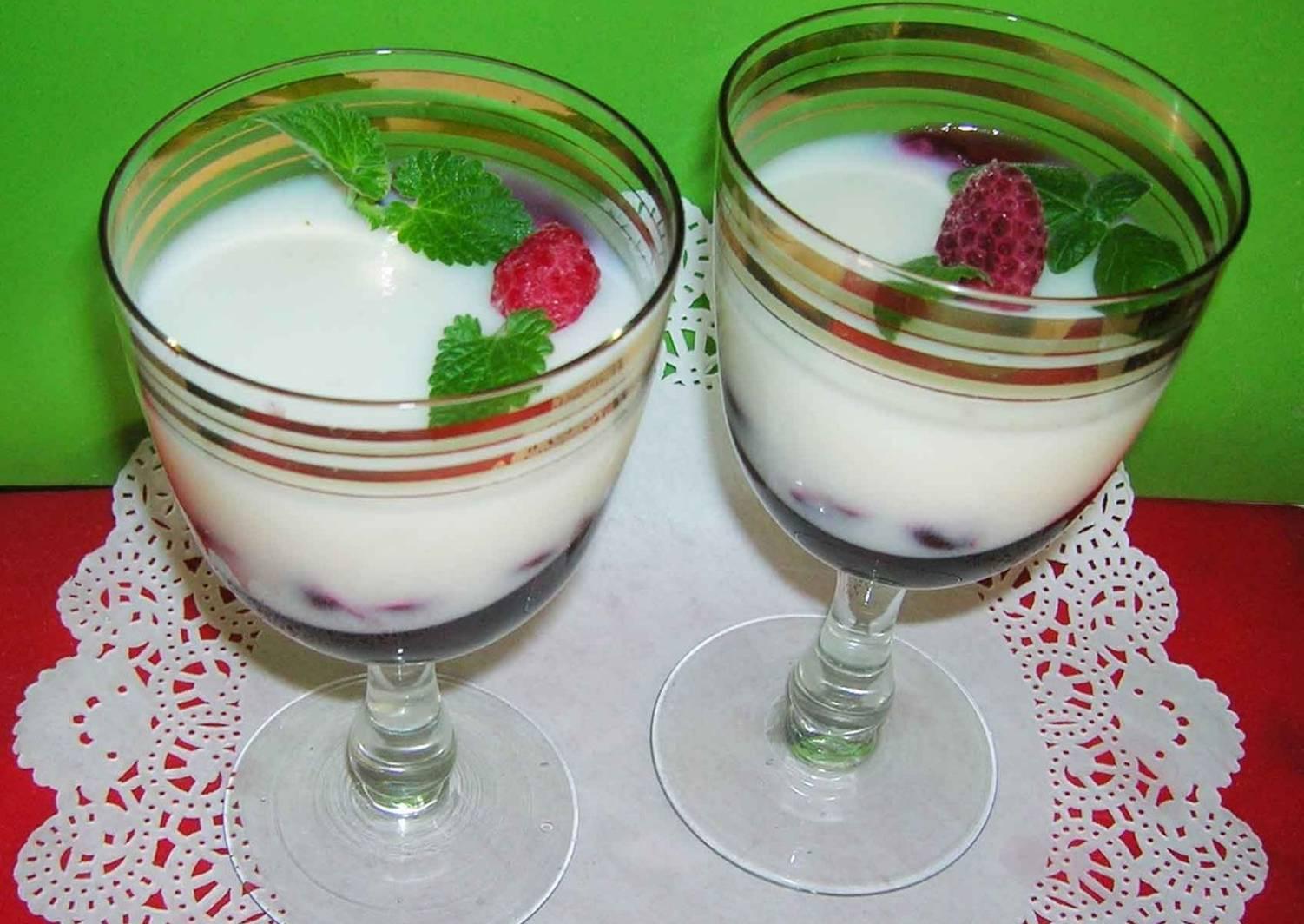 Десерты из молока рецепты с фото