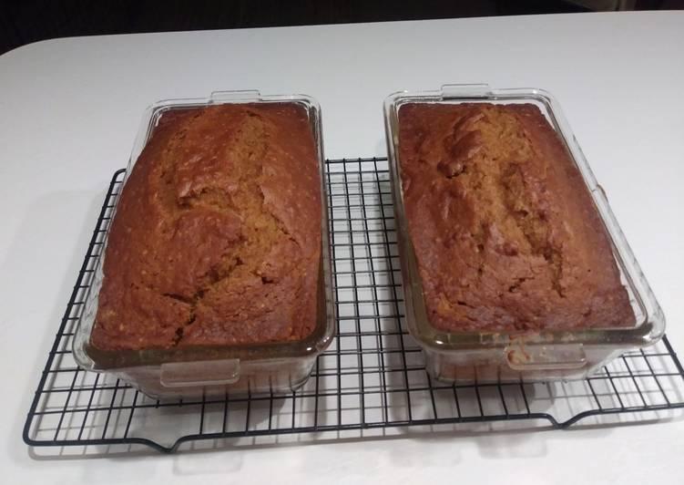 Simple Way to Make Favorite Pumpkin Bread