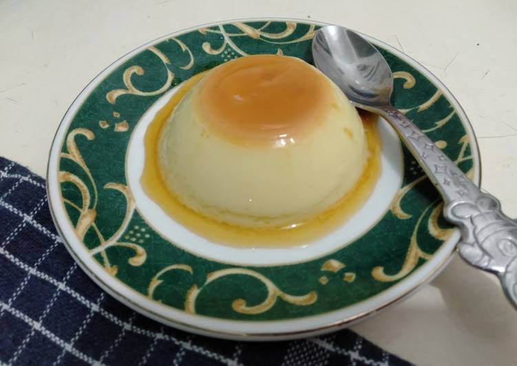 Puding Custard/Creme Caramel