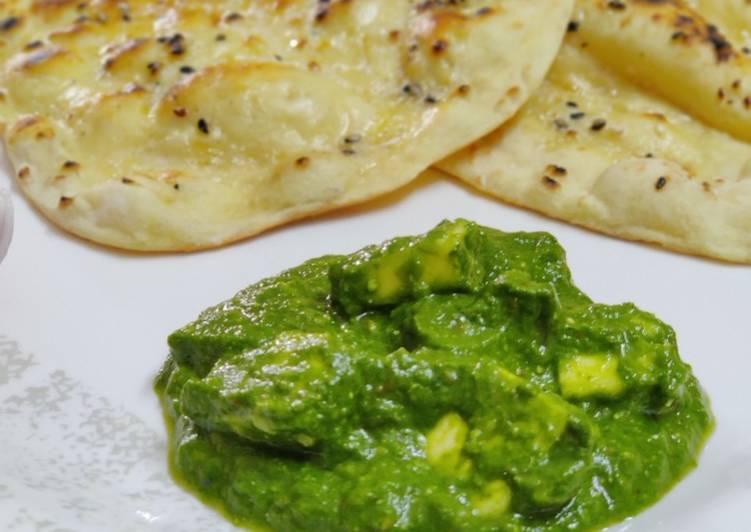 How to Prepare Any-night-of-the-week Palak Paneer