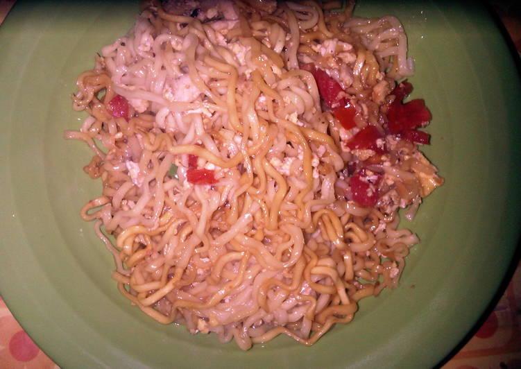 Resep Mie sarapan suami Paling dicari