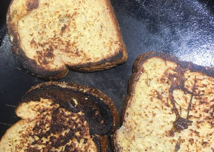 Recipe: Delicious French toast