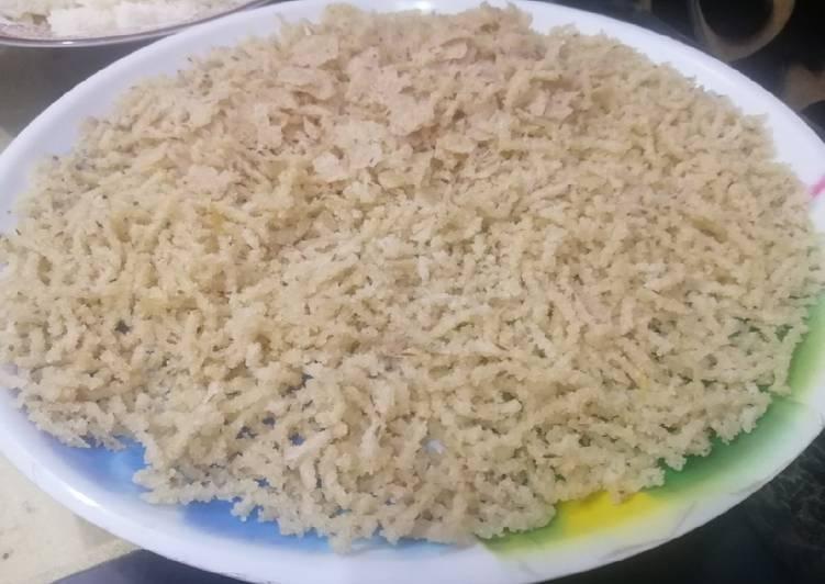 Cooked Rice Badiyan/ Vadiyan