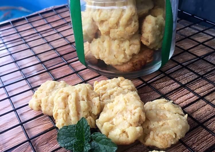 Cornflakes cookies ala fe