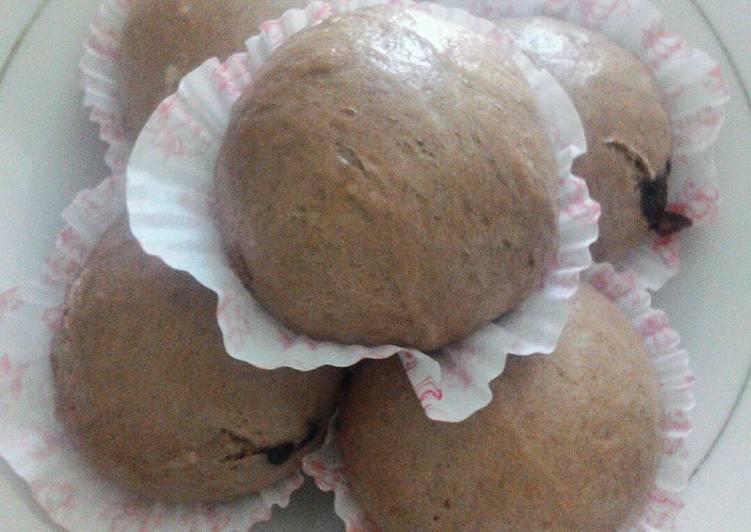 Bakpao Mini Choco Berry Eggless