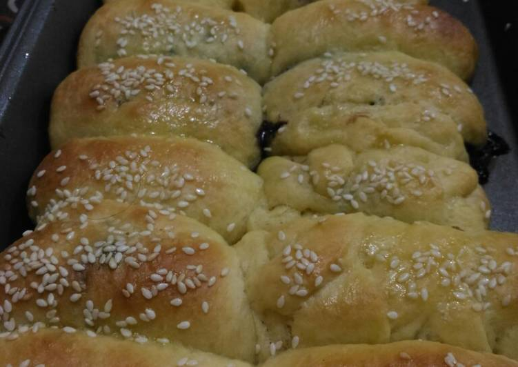 Roti Unyil Manis Lembut