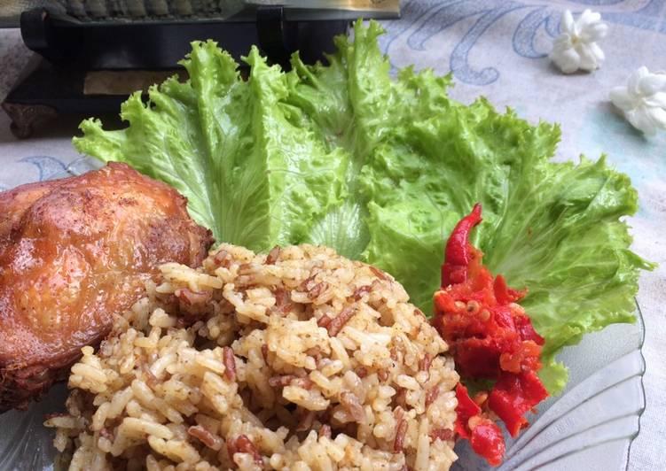 Nasi kebuli Ayam Magic com