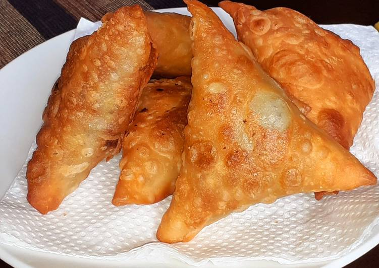 Recipe of Favorite Samosa sheets
