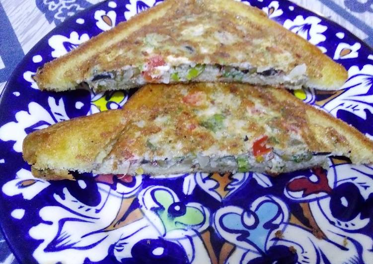 Simple Way to Prepare Award-winning Easy breakfast with egg