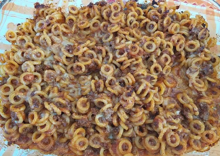 Ricetta Anellini siciliani al forno