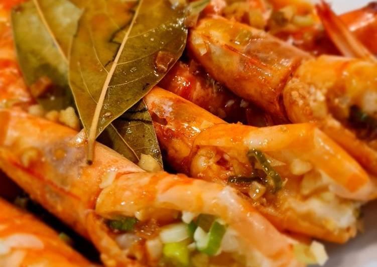 Steps to Prepare Favorite Macanese Stuffed Shrimp
