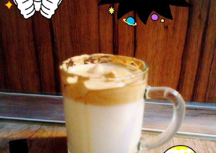 Summer coffee