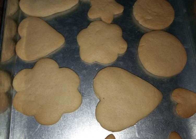 Recipe of Sugar Cookies